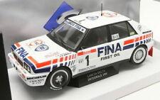 Coches de carreras de automodelismo y aeromodelismo Lancia de escala 1:18