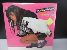 "DONNA SUMMER CATS WITHOUT CLAWS 12"" SEALED VINYL LP RECORD"