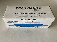 1955 Chevrolet Wix Delivery Truck Coin Bank Boxed