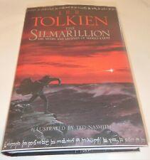 JRR Tolkien, Silmarillion, Ted Nasmith Illustrated, 1st/2nd