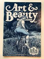 Robert Crumb: Art & Beauty Magazine #2, Fantagraphics, 2003