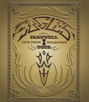 EAGLES - FAREWELL 1 TOUR-LIVE FROM MELBOURNE  BLU-RAY  ROCK  NEW!