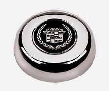 "1969-1989 Cadillac Grant Wood Steering Wheel 15"" Walnut with Cadillac Horn Cap"
