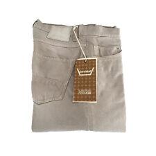 CARE LABEL jeans uomo beige mod SLIM BOY col 025 dry nut 98% cotone 2% elastan