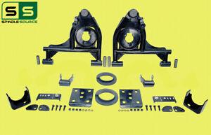 "3""/5"" Drop Arm Kit  Fits 99-06 Chevrolet Silverado / GMC Sierra 1500"