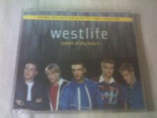WESTLIFE - QUEEN OF MY HEART - UK CD SINGLE