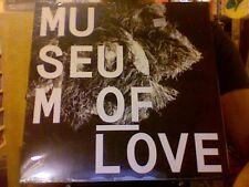 Museum of Love s/t LP sealed vinyl + download DFA self-titled