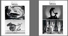 Rare 2 Press Publicity Photo Still Kit 8x10 ~Walt Disney FANTASIA~Mickey Mouse