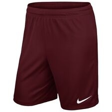 Nike Park Knit Mens Shorts Football Training Gym Running Dri Fit Sports Size