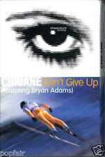 CHICANE BRYAN ADAMS - DON'T GIVE UP 2000 UK CASSINGLE CARD SLEEVE SLIPCASE RARE