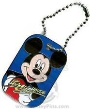 Disney Pin: WDW Spotlight - Dog Tag - Mickey Mouse