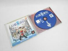 GENSO SUIKODEN II 2 Item Ref/ccc PS1 Playstation PS Konami Japan Game p1