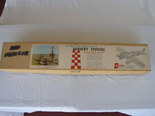 VINTAGE DENIGHT SPECIAL by STERLING MODELS RADIO CONTROL AIRPLANE KIT
