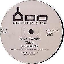 "Deep Techno & Industrial 12"" Singles"