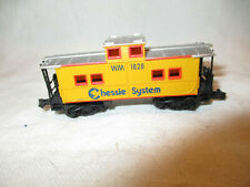 Chessie System N scale caboose