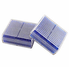 Brand New 2X Silica Gel Desiccant Moisture For Absorb Box Reusable Blue Color