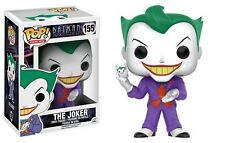 Funko - POP Heroes: Batman the Animated Series - Joker Vinyl Action Figure New