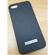 Genuine Hugo Boss Cosine Hard Case Cover Black For Apple iPhone 5, 5s ,SE