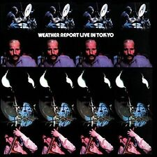 WEATHER REPORT - LIVE IN TOKYO NEW CD
