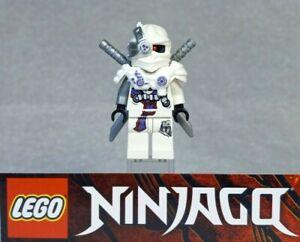 LEGO Ninjago White Nindroid Minifigure 5004938 Bricktober 2017 Exclusive njo418
