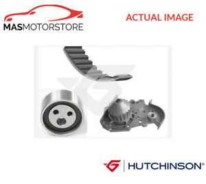 TIMING BELT & WATER PUMP KIT HUTCHINSON KH 07WP29 P NEW OE REPLACEMENT