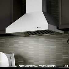 "ZLINE 60"" NEW PRO Stainless Steel KITCHEN Wall RANGE HOOD 1200 CFM LED  697-60"