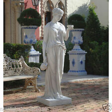 Mythological Goddess of youth  of Youth Hebe Large Size Garden Sculpture Home De