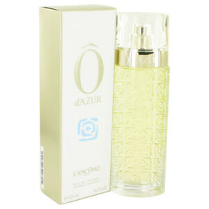 O D'AZUR LANCOME FOR WOMEN(4.2OZ/ 125ML) DISCONTINUED!! EXTREMELY RARE!! NIB!!