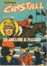 TRE AMAZZONI AL PLASTICO - SUPER CRISTALL N.12