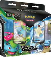 1x - V Battle Deck - Venusaur vs. Blastoise Bundle Sealed Pokemon Pokemon Precon