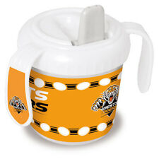 Wests Tigers NRL Toddler Training Sippy Sipper Cup