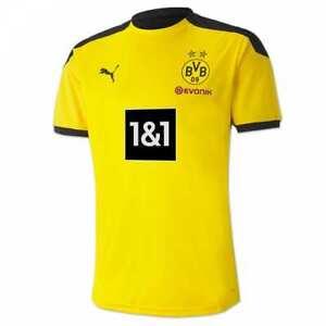 BVB Trainings-Trikot Borussia Dortmund Trikot HAALAND # 9 gelb 20/21 Gr. XL PUMA