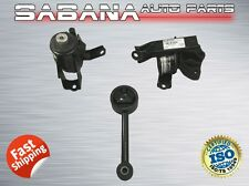 *NEW* Complete Set Engine Transmission Mounts for Mitsubishi Mirage 2014 AT