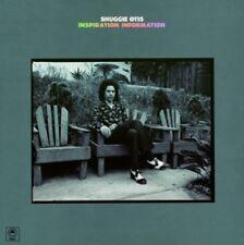 SHUGGIE OTIS - INSPIRATION INFORMATION  VINYL LP NEW+