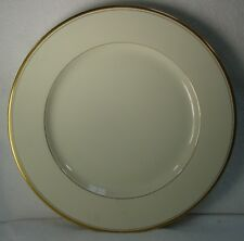 "FITZ & FLOYD china PALAIS BUFF pattern Dinner Plate - 10-3/8"""