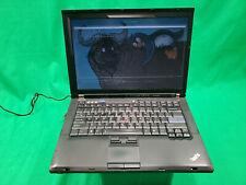 Libreboot Lenovo Thinkpad T400 Core 2 Duo @ 2.40GHz 160GB HDD 4GB RAM Trisquel 8