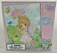 Precious Moments Spring Showers Puzzle