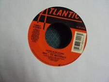 "Mike+The Mechanics Seeing Is Believing/Don't 7"" 45 late-80's pop-rock Genesis"