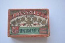 Russian market Leonardt 86 antique dip pen nibs box