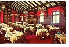 Bevo Mill Restaurant Interior-St Louis-Missouri-Vintage Advertising Postcard