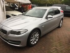 2013 (63) BMW 5 Series 2.0 520d SE 4dr 55K FSH 2 KEYS SOFT CLOSE DOORS MEM SEATS