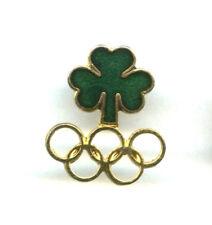 PyeongChang 2018 NOC pins - IRELAND OLYMPIC COMMITTEE pin undated badge