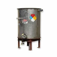 Used 420 Gallon Stainless Steel Liquid Holding Tank