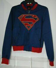 Hot Topic Supergirl jacket hoodie