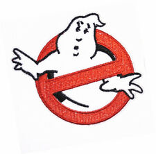 "3.5"" Ghostbusters movie Embroidered Iron On / Sew On Patch"