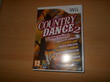 COUNTRY DANCE 2 pour Nintendo Wii Neuf Non Scellé Pal Version