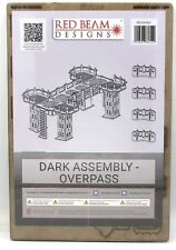Red Beam Designs RBD281002 Overpass (Dark Assembly) Science Fiction Terrain NIB