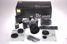 Nikon DF 16MP Digital SLR w/Kit 50mm AF-S Nikkor 50mm f1.8 Special Edition
