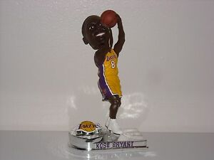 KOBE BRYANT Los Angeles Lakers Bobble Head 2005 Platinum Base Limited Edition