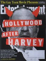 HARVEY WEINSTEIN / HOLLYWOOD AFTER HARVEY 2017 ENTERTAINMENT WEEKLY Magazine